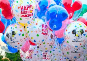 Disney Balloons Unsplash