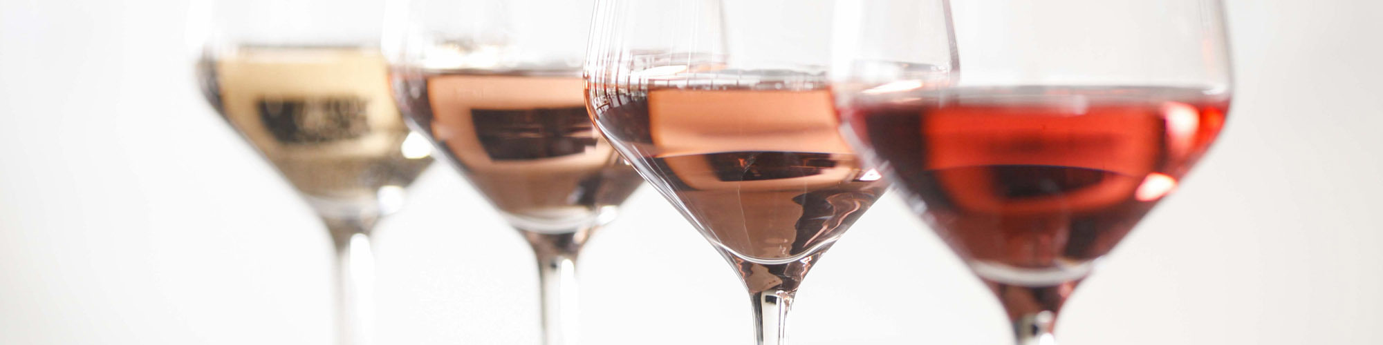 Pink Is The New Black Wine Flight