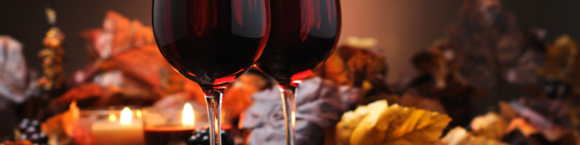 Thanksgiving Food Wine