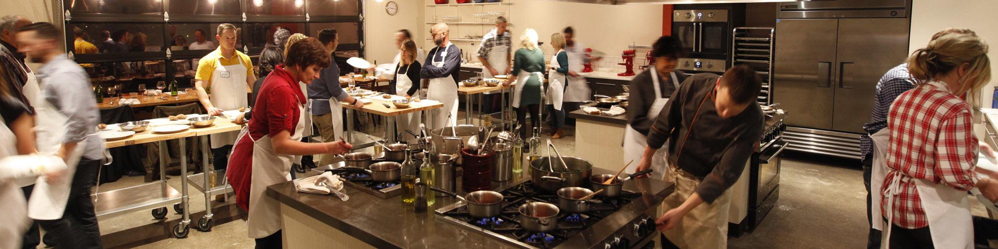 Hero Guests in Kitchen Uk