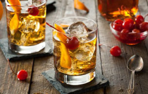 Bourbon Cocktails Image