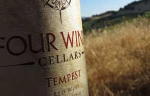 Banner Four Winds Cellars