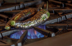 Green Chile Roasting