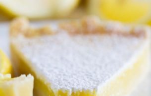 Lemon Tart Bite