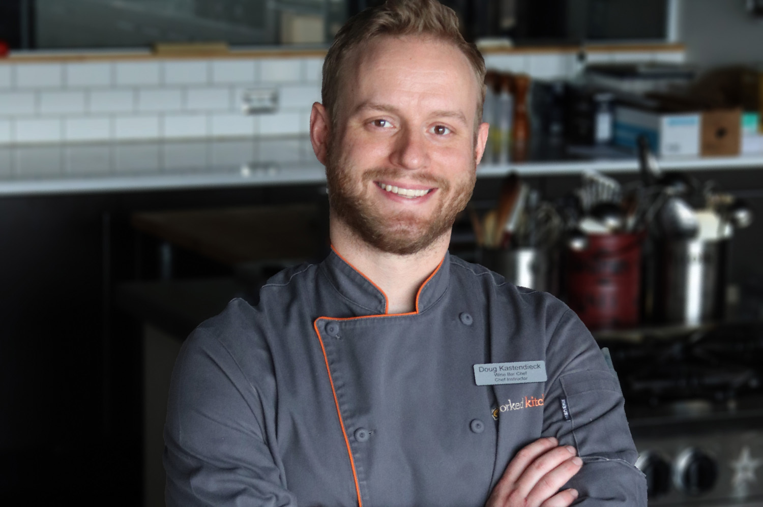 CHEF DOUG KASTENDIECK