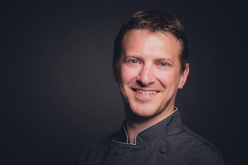 Eric Robbins, Head Chef at Uncorked Kitchen Denver