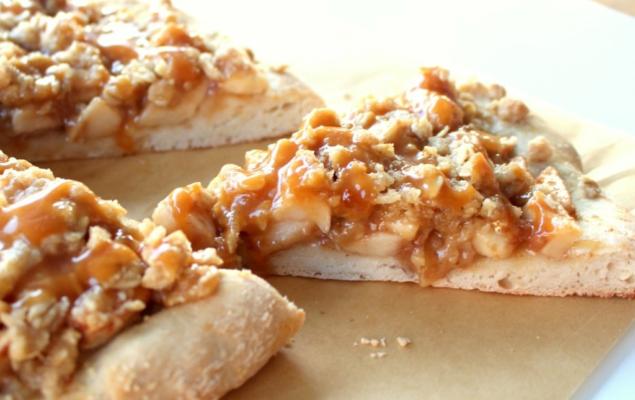 Desertpizza
